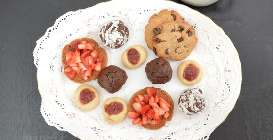 Fruit and Cookie Combos