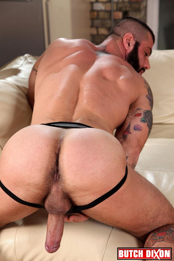 older daddy bear beefy butt