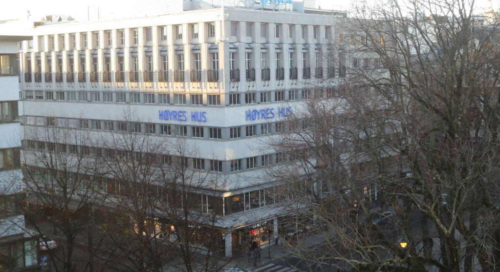 Høyres hus i Oslo, foto: wikimedia commons