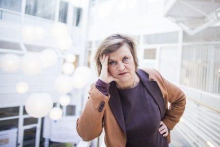 Elin Ørjasæter. Foto: Frida Marie Grande