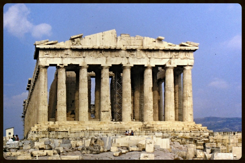 Parthenon, Athen. Foto: Comrade Foot/Flickr