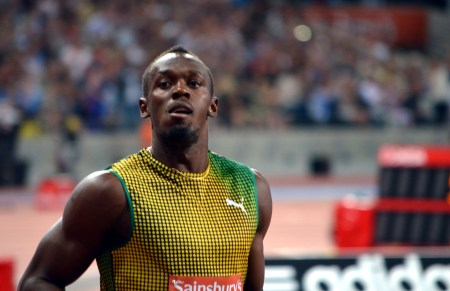 Jamaica-stjerne Usain Bolt. Foto: Neil/Flickr