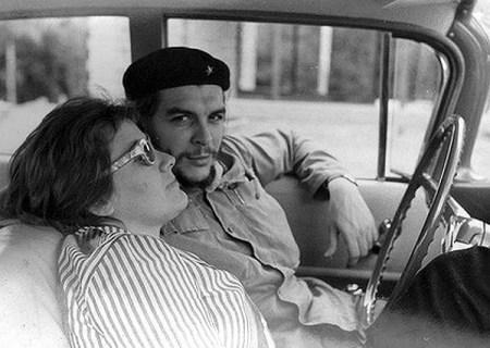Che og Aleida. Foto: Lezumbalaberenjena