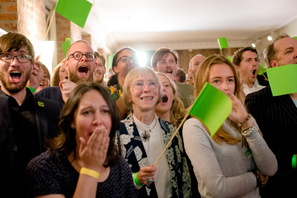 Miljøpartiet De Grønne gjorde et brakvalg i lokalvalget i september. Foto: Miljøpartiet De Grønne