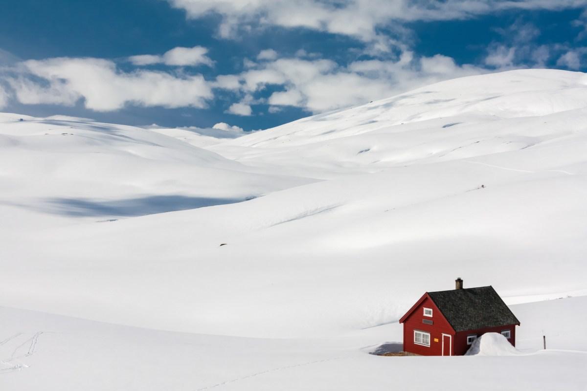 Vidunderlige vinterdager i vente