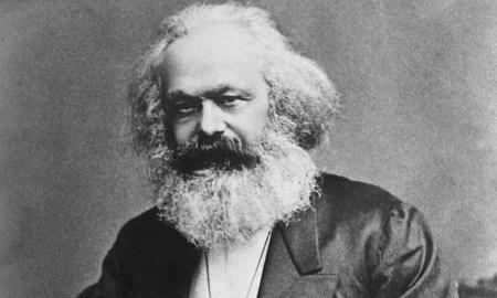 Karl Marx, opphavsmannen til marxismen.