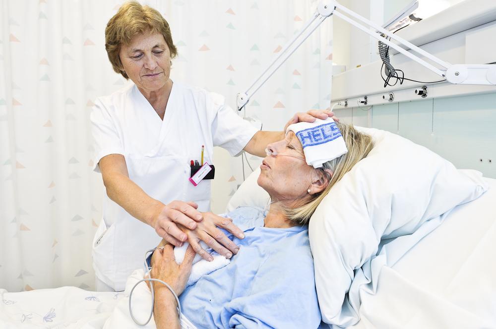 Kuttene i norske sykehus og helseforetaksmodellen har store konsekvenser for pasienter og ansatte, skriver artikkelforfatteren. Foto: Jan Fredrik Frantzen, UNN.