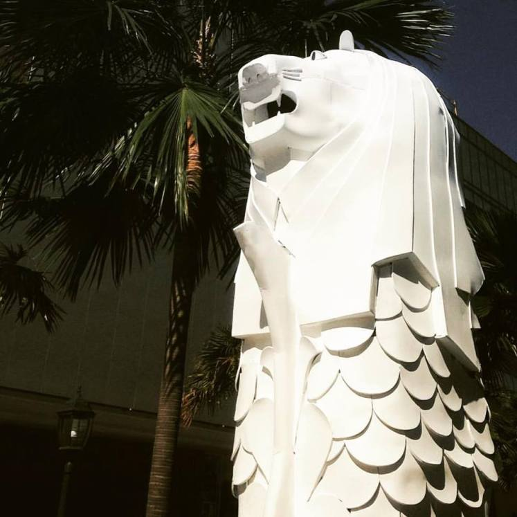 Did you see the mini Merlion at High Street, BGC? (Photo courtesy of Bonifacio High Street Facebook page / @madisoneventsinc) https://www.facebook.com/BoniHighStreet/photos/a.10150292258795486.553307.10150096624695486/10156905503685486/?type=3&theater