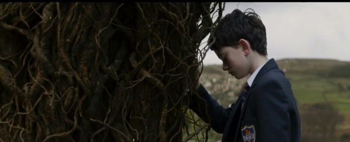 (Scene from 'A Monster Calls' [2016])