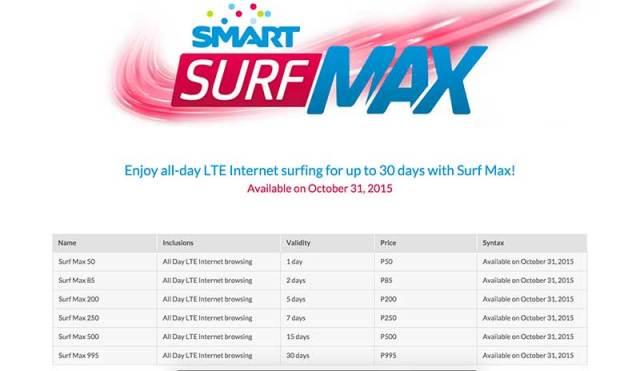 Unlimited Internet Promo For Smartbro
