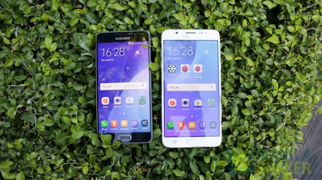 Samsung Galaxy A5 2016 Vs Galaxy J7 2016 Camera Review