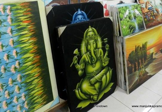 Art in Bali