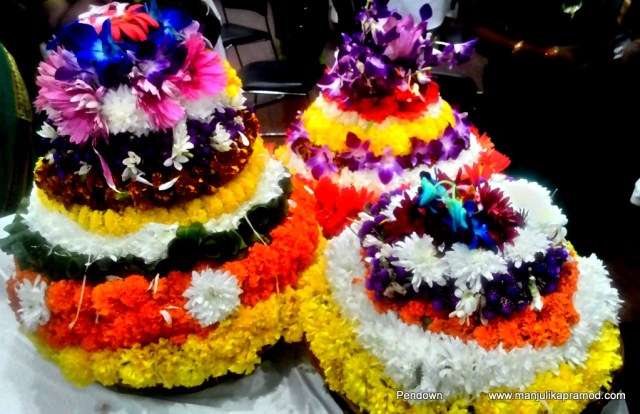 Bathukamma, telangana, Hyderabad, 20th october
