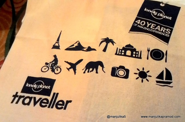 Lonely Planet, Travel blogger, Cloth Bag, Best of Travel 2016