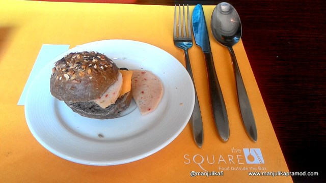 Food at the Square, Novotel Imagica, Mumbai, Khopoli