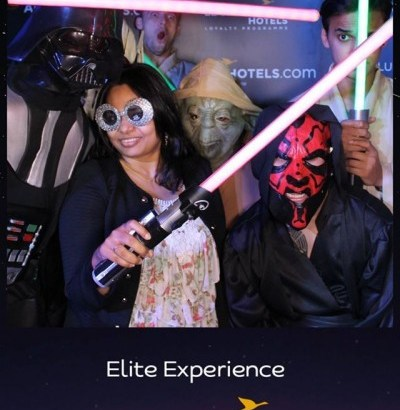StarWars- Elite Experience