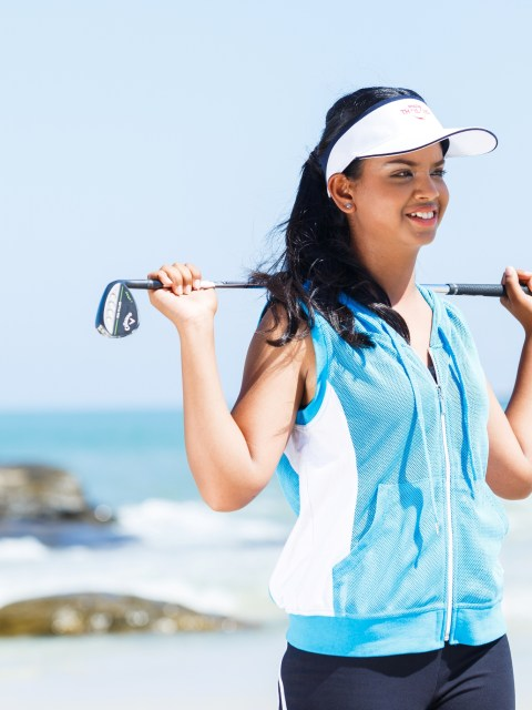 Vani Kapoor-Thailand Golf Ambassador