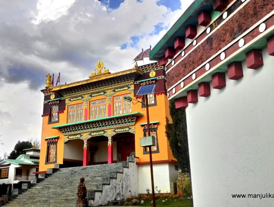 Tibetan Buddhist, Bir, Tibetan Colony, Gunehr, Himachal