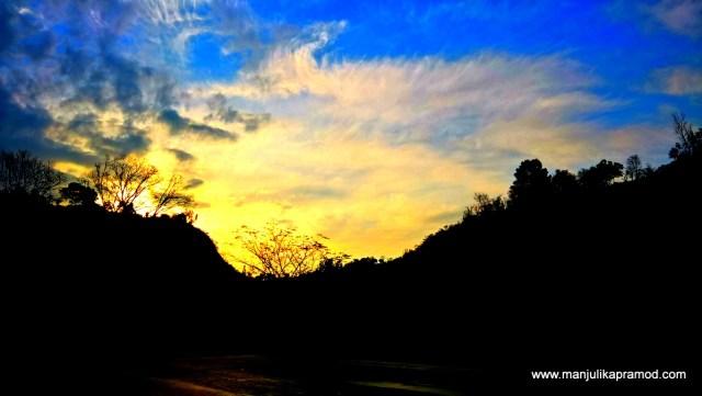 Sunrise, Pathankot, Travel blogger in India, Getaways from Delhi, ShopArt ArtShop 2