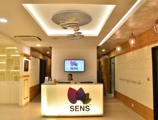 SENS Clinic, South Ext, SENS Launch
