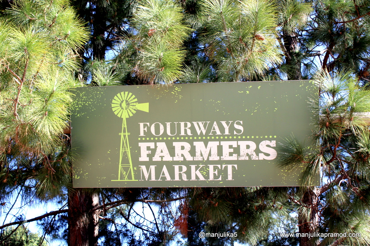 Fourways Farmer Market, Johannesburg,South Africa, Travel, City