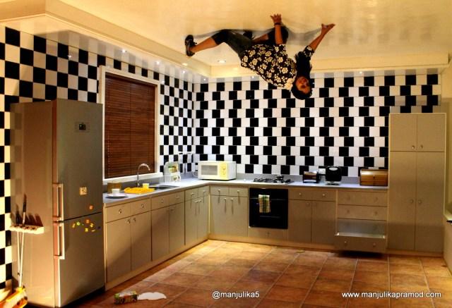 Mauritius, Curious Corner, Kitchen