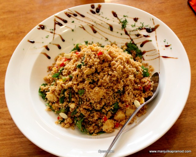 Getafix, restaurant review