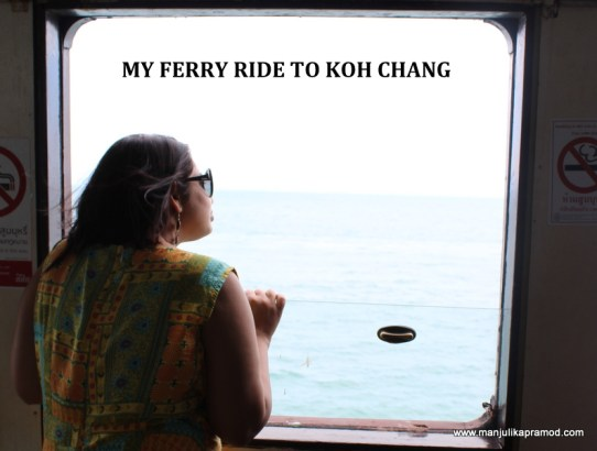 KOH CHANG IS BLUE, GREEN AND BEAUTIFUL