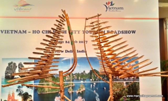 t'rung (đàn T'rưng), bamboo xylophone