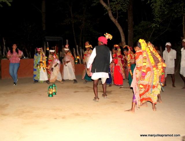 Baiga tribes, Madhaya Pradesh, India, Singinawa