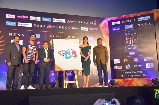 Times Sqaure, VIVO, Sushant Singh Rajput, Kriti Sanon & A.R. Rahman, NEXA,