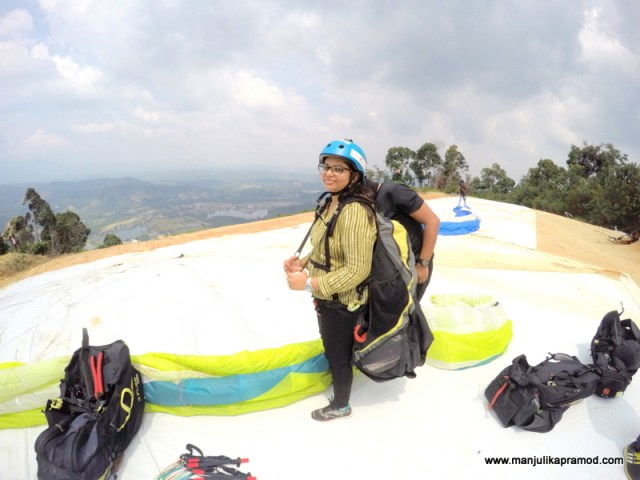 Paragliding in Malaysia