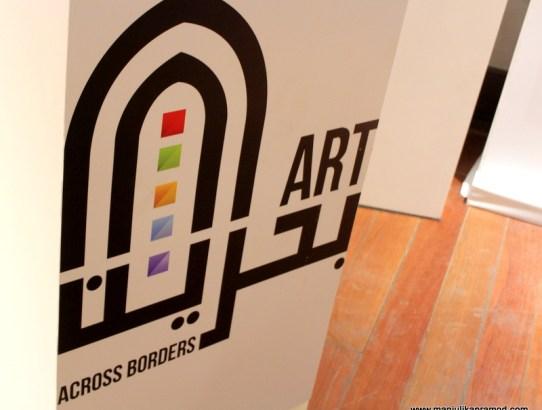 Art Bahrain Across Borders, (ArtBAB) : Where Art Did The Talking!