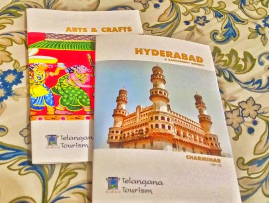 Sightseeing around business in Hyderabad