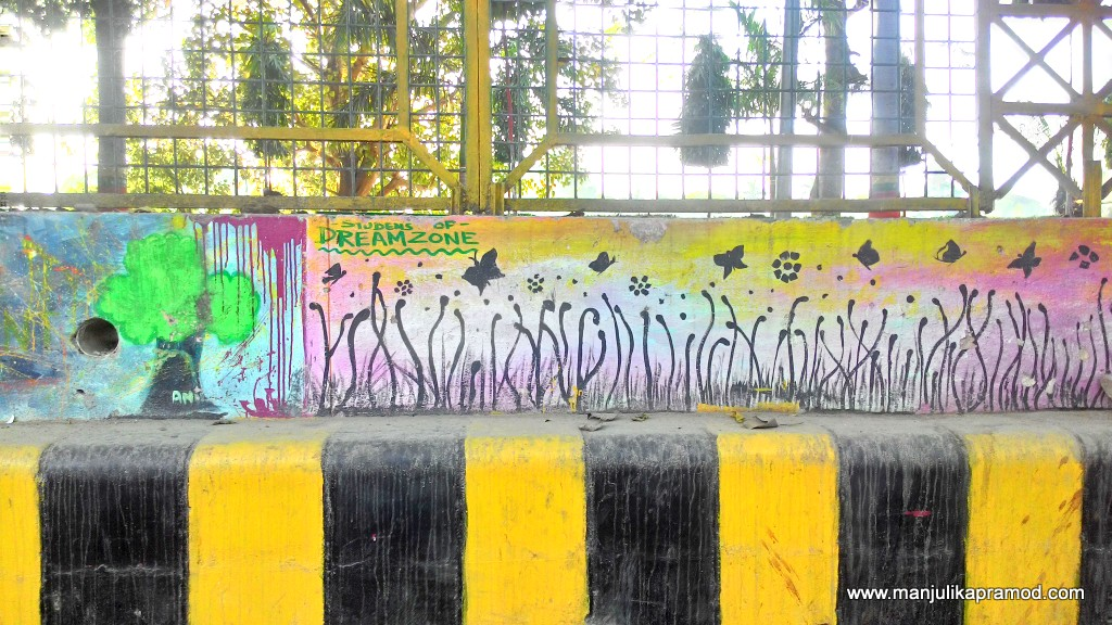 Kanpur City Surprised me with its Street Art. |