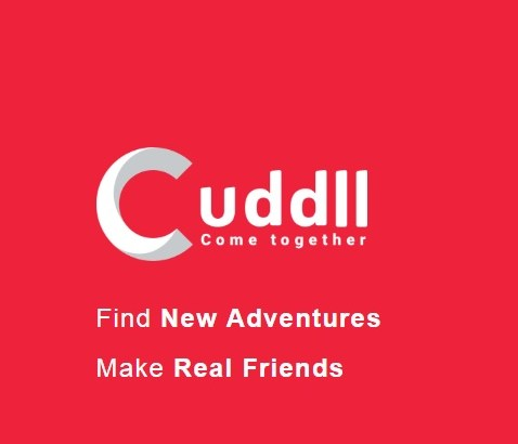 CUDDLL In - Let Us Find New Friends!