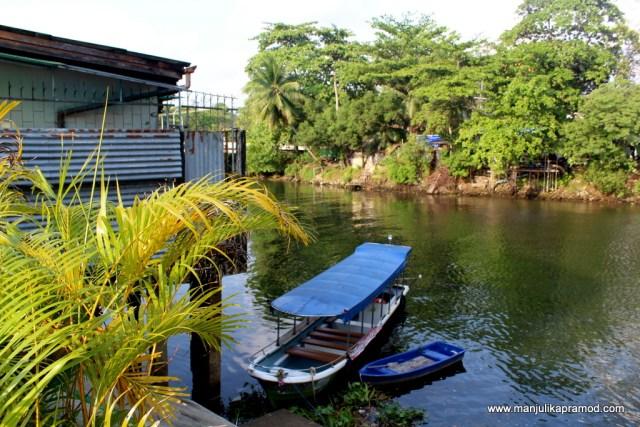 Chanthaburi river