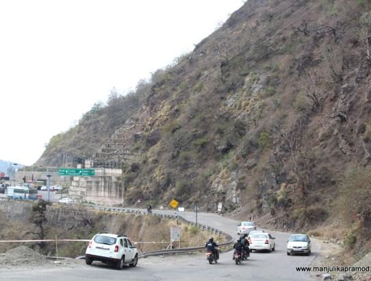 Road Tripping With Friends : Faridabad - Delhi - Kufri - Shimla