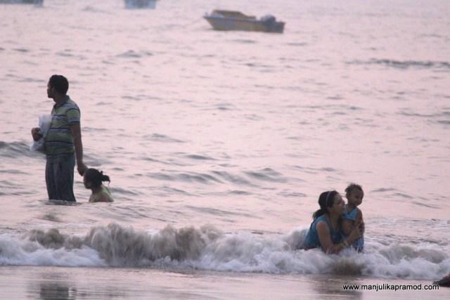 Goan beach, Vacation, Holidays