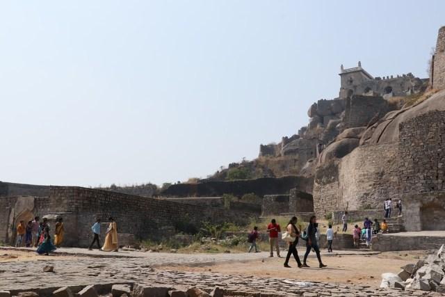 Golconda, Fort, Hyderabad