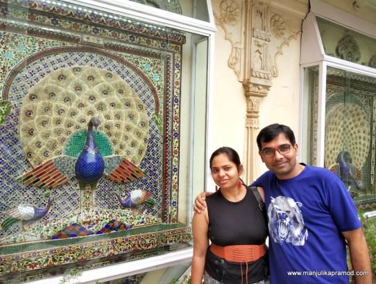 JüSTa Sajjangarh Resort in Udaipur, where the Sajjangarh fort follows you everywhere
