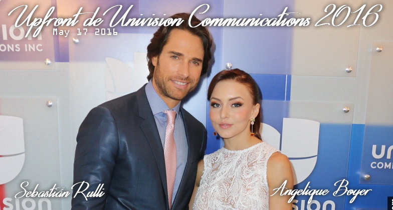 2016 Upfront de Univision Communications Tagg