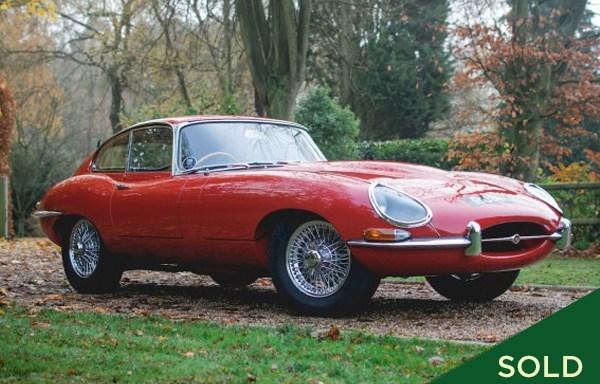 1965 Jaguar E-Type S1 4.2