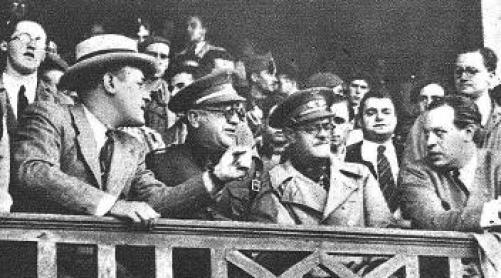 El caso Antúnez. Fútbol, poder militar y federativo en los años 40 (Parte 1ª)