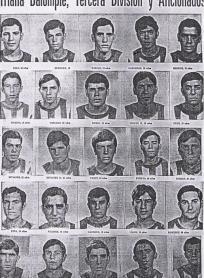 Triana Balompié: Tercera División y Aficionados, 1970