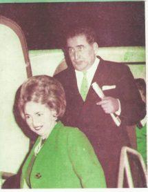 1964-Junio 10.-F.A.F.-Medalla López García-Benito Villamarín Prieto.-52Aniversario.