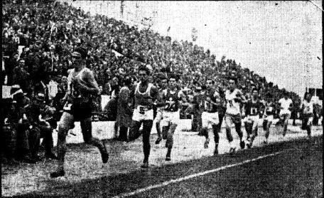 Las secciones deportivas en 1961