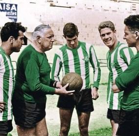Entrenamientos 1964