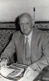 Entrevista Patrick O´Connell 1954