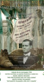 Exposición Real Betis Balompié. Historia de un sentimiento. Acto 26-12-2014